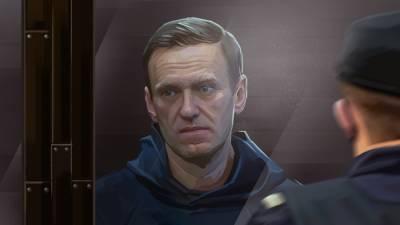Администрация колонии допускает возможность принудительного кормления Навального