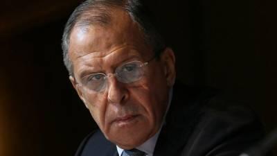 Лавров предостерег другие страны от поддержки воинственных настроений на Украине