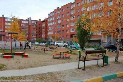 На благоустройство дворов в Рязани выделили дополнительно 100 млн рублей