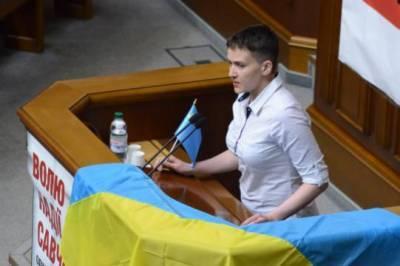 Савченко рассказала, чем может закончиться война для Украины