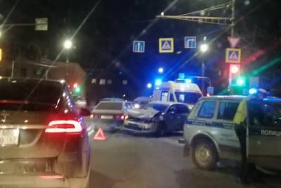 Массовое ДТП произошло на Витебском шоссе в Смоленске