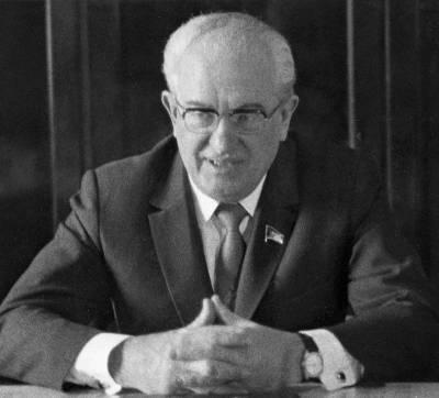 Как Андропов изменил партийную элиту СССР после прихода к власти