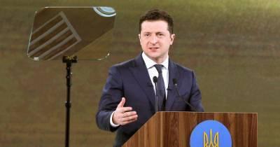 """""""Явно не реформы"""": Зеленский рассказал, что может сдержать агрессию России на Донбассе"""