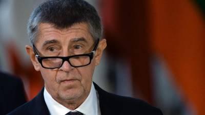 Премьер Чехии отказался назвать взрыв на складе терактом со стороны России