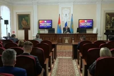 Врио главы Тамбова поручил устранить стихийные свалки в оперативном порядке