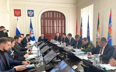 Заседание постоянной комиссии по организации работы с казачьей молодёжью Совета по делам казачества