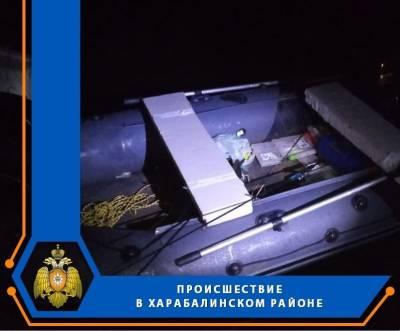 В Астраханской области проводится проверка по факту гибели мужчины на воде