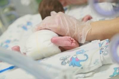 В Мичуринске зарегистрировали 200 новорожденного в этом году