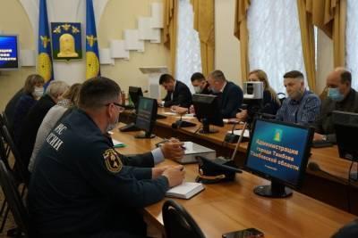 В Тамбове обсудили антитеррористическую защищенность детских учреждений
