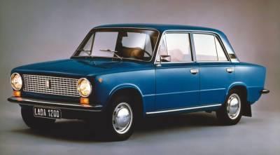Lada-2101 вошла в ТОП-10 самых популярных автомобилей всех времен и народов