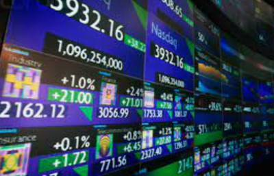 Европейские индексы в основном завершили торги в минусе, но британский FTSE 100 вырос почти на 1%