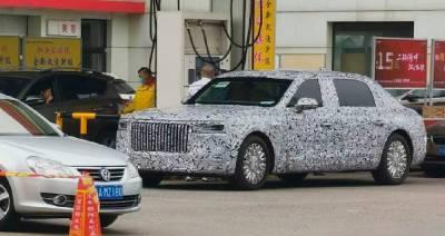Китайский конкурент Aurus за 47,5 млн рублей вышел на испытания
