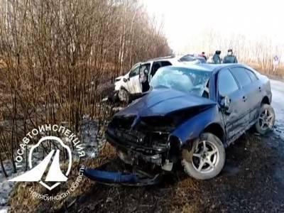 Один человек погиб и один пострадал в тройном ДТП на Южном Урале