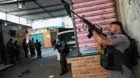 В перестрелке в метро Рио-де-Жанейро погибли 25 человек