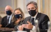Блинкен считает продуктивными встречи с руководством Украины