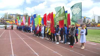 В Гродно прошёл финал республиканского гражданско-патриотического марафона