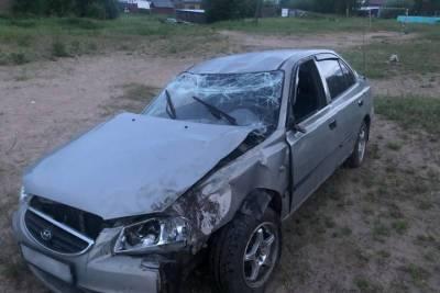 В ДТП в Котласском районе погиб человек
