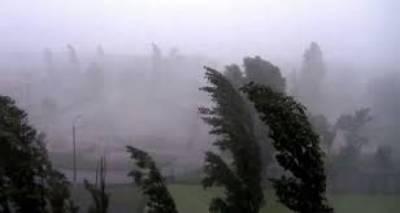 В Луганске сегодня крепкий ветер, короткие, но сильные ливни, температура воздуха снизится