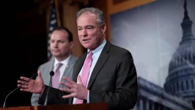 """Сенаторы в США раскритиковали соглашение с Германией по """"Северному потоку-2"""""""