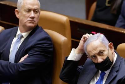 Нетанияху вновь зовет Ганца стать премьер-министром «немедленно»