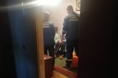 В Курске в квартире на Клыкова обнаружили тело мужчины