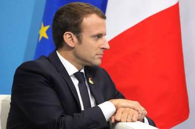 Альянс AUKUS был создан за спиной у Макрона во время саммита G7