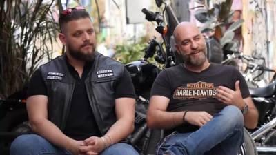 Израильские ангелы спешат на помощь: как байкеры спасают детей