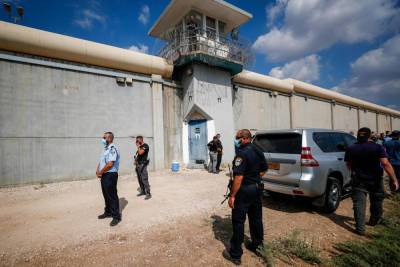Остававшиеся на свободе два террориста-беглеца из «Гильбоа» пойманы в Дженине