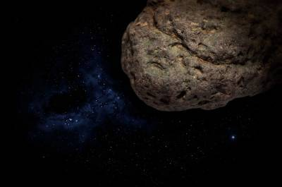 Во время осеннего равноденствия возле Земли пролетит астероид