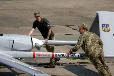 ВС Украины намерены применить турецкие БПЛА против народных республик Донбасса
