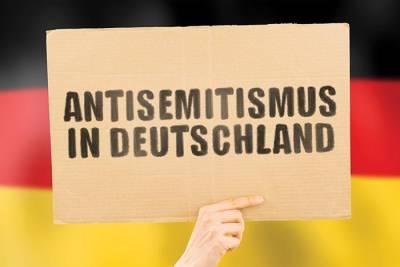 В Гамбурге участник акции в поддержку Израиля подвергся антисемитскому нападению