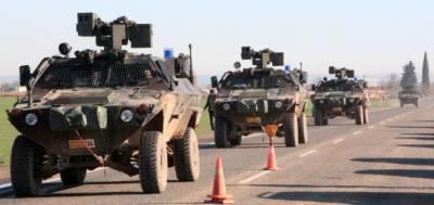 Анкара не собирается расставаться с оккупированными территориями Сирии: в Идлиб переброшены 4000 солдат и сотни танков