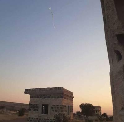 ПВО Сирии за минувшие сутки сбило 2 израильских БПЛА