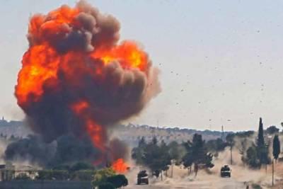 Авиаудары ВКС РФ преградили путь турецким подкреплениям, направляющимся в Идлиб