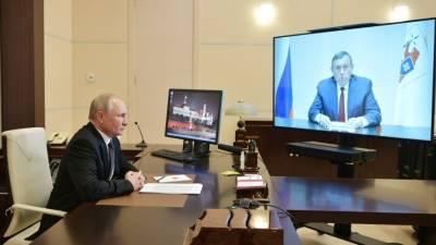 Владимир Путин поручил довести до норматива дороги в Марий Эл
