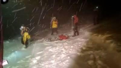 Опубликован список пострадавших альпинистов на Эльбрусе