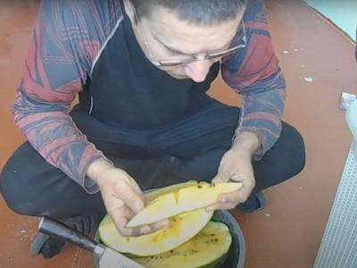Дезинфектор отравил арбуз средством от тараканов и съел его, чтобы доказать невиновность коллеги из Москвы