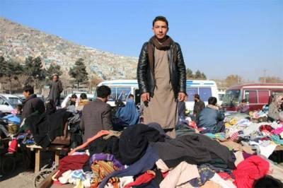 В США афганские беженцы напали на американскую военнослужащую