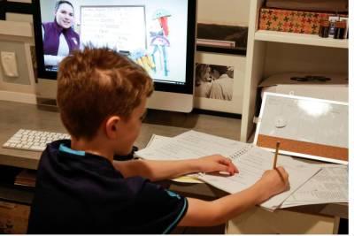В Якутске школьники переходят на дистанционный формат обучения